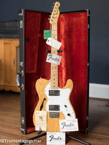 1974 Fender Telecaster Thinline