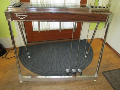 Emmons S-10 Push Pull Pedal Steel