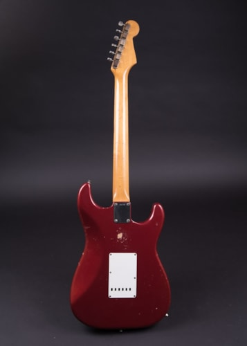 1964 Fender LEFTY Metallic Red Strat