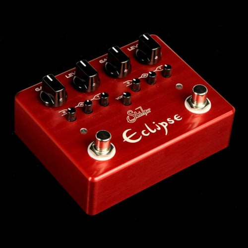 Suhr Eclipse Dual Channel Overdrive and Distortion Guitar Effect Pedal