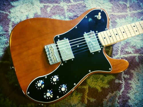 2007 Fender Telecaster Deluxe '72 Classic