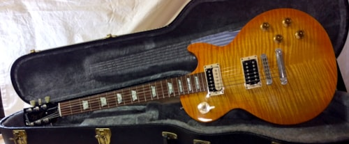 2001 Gibson Les Paul Gary Moore Model