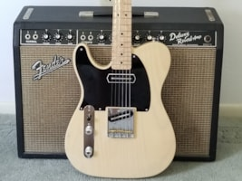 1997 Fender Custom Shop LEFTY Tele 1952 Reissue
