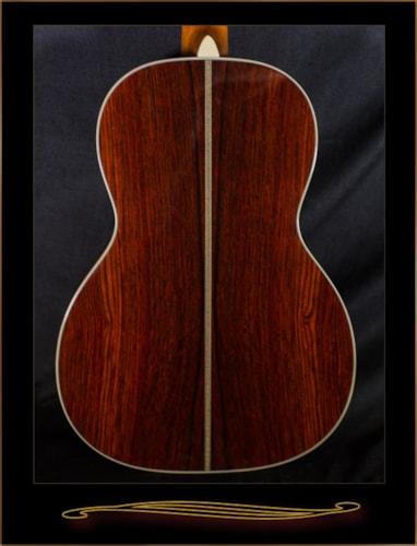 Martin 00-12 Fret in Cocobolo with VTS Sitka Spruce Top