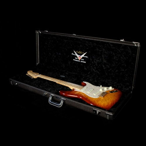 Fender Custom Shop J.W. Black Founders Design Stratocaster Tobacco Sunburst