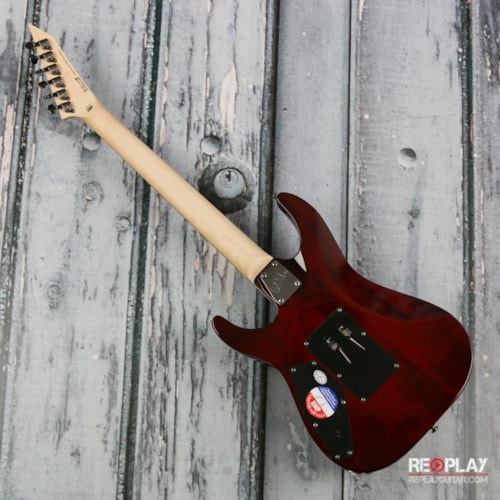 ESP LTD M-100 FM - Black Cherry