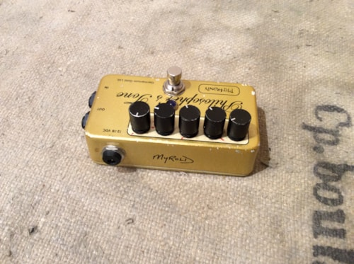 Pigtronix Philosophers Tone Germanium Used