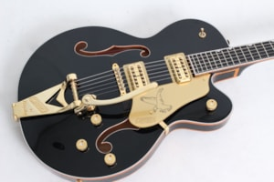 2015 Gretsch® G6139T-CB Black Falcon Center-Block Limited Editio