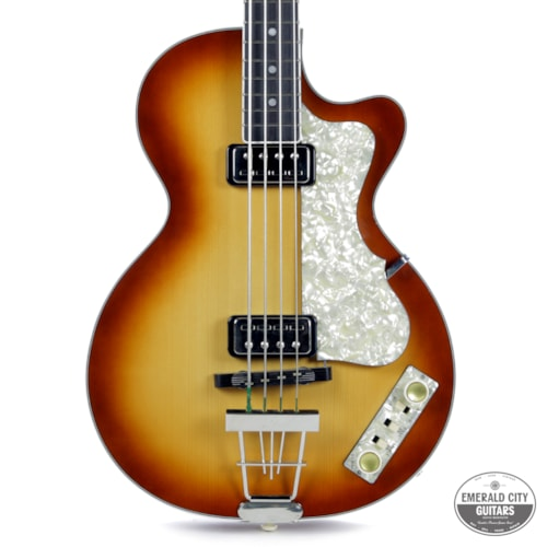 2013 HOFNER 500/2 Club Bass