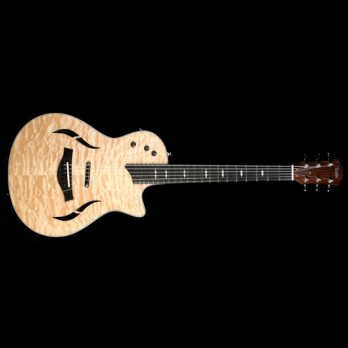 2015 Taylor Used 2015 Taylor T5z Pro Limited Acoustic/Electric Guitar Natural