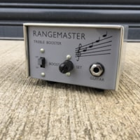 1966 Dallas Rangemaster Treble Booster