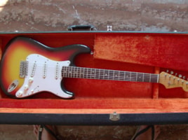 1965 Fender® Stratocaster® THE WORLDS FINEST