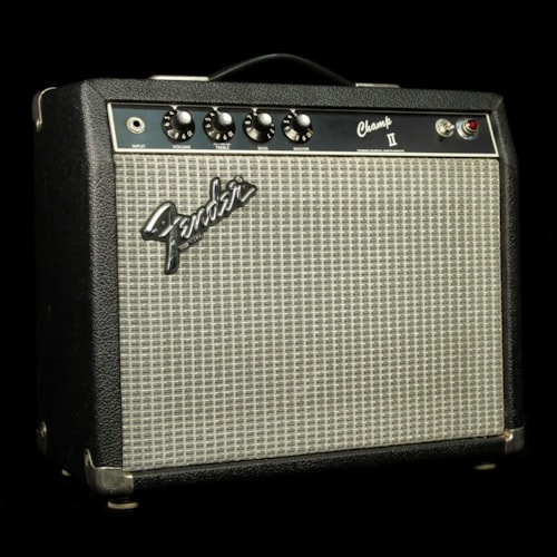 Fender Used Fender Champ II 1x12 Combo Electric Guitar Amplifier