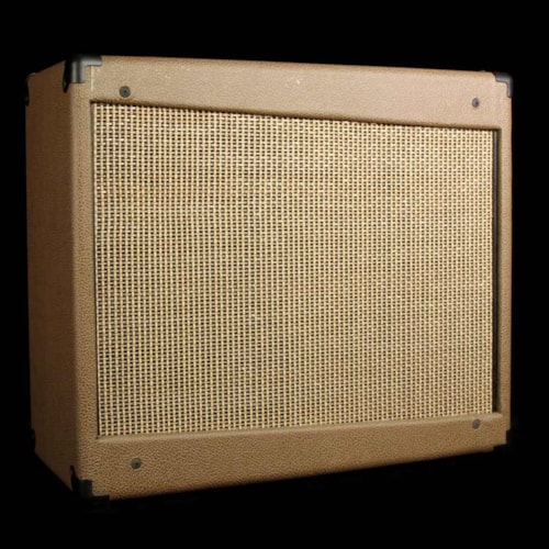 NO NAME Used 2x10 Open Back Guitar Amplifier Cabinet
