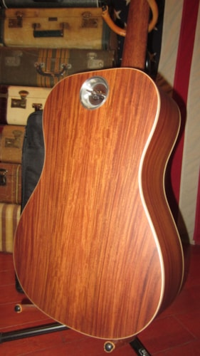 2017 Journey OF420 Overhead Electric Acoustic Travel Guitar