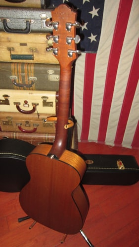 ~1987 Guild M-20 Acoustic Electric Small Bodied Flattop
