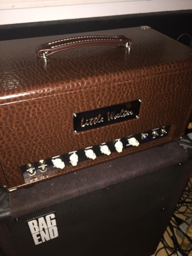 2017 Little Walter Lw15/100 bass amp