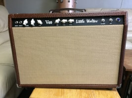 2017 Little Walter V40 with reverb