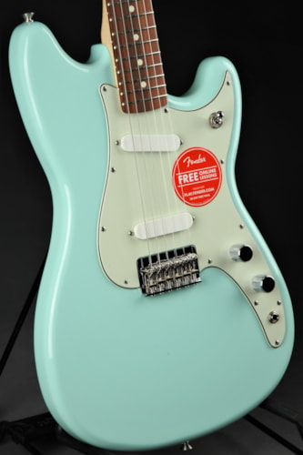 Fender Duo-Sonic - Surf Green