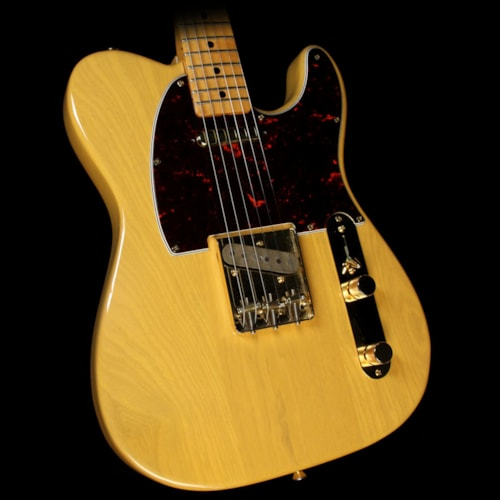 1982 Fender® Used 1982 Fender® '52 Telecaster® Reissue Electric Guitar Butterscotch