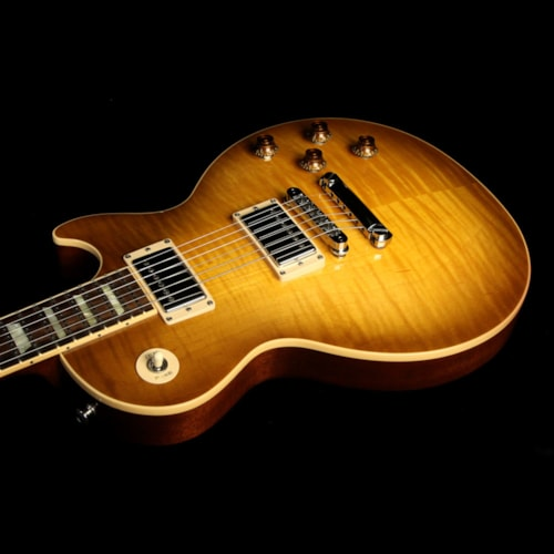 2008 Gibson Used 2008 Gibson Les Paul Standard Electric Guitar Honey Burst