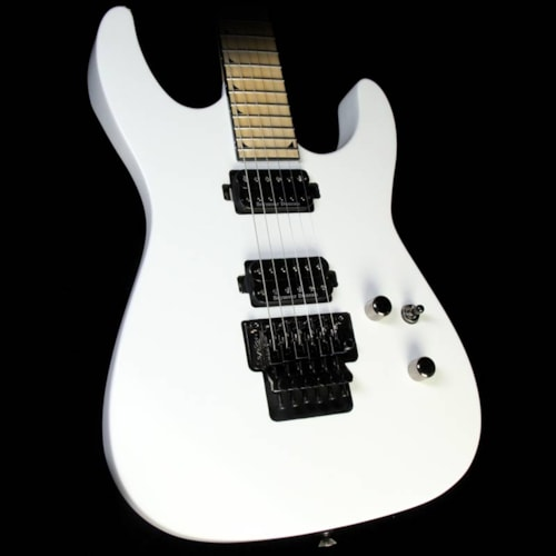 Jackson Used Jackson Pro Soloist SL2M Electric Guitar Snow White