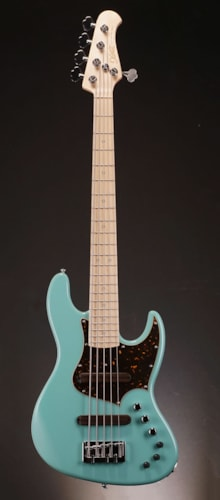 2017 Xotic XJ-1T Lightweight Surf Green (Ash/Maple) #2158U