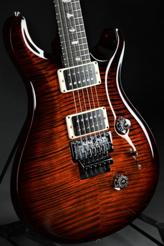 Paul Reed Smith (PRS) Floyd Custom 24 - Black Gold Burst