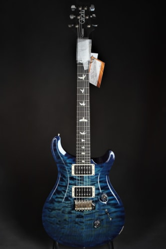 Paul Reed Smith (PRS) Custom 24 - Faded Blue Burst Wrap