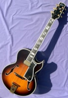 """1999 Heritage Sweet 16, All Carved 16"""" Body"""