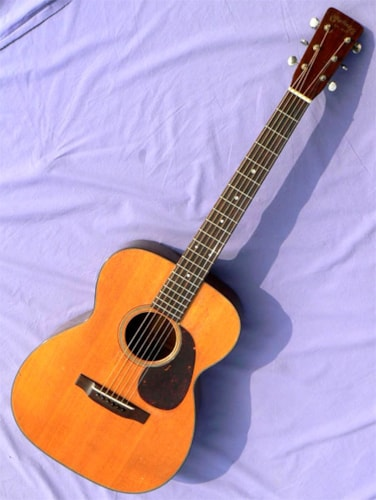 1954 Martin 00-18, Clear Open Voice