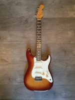 1983 Fender® Dan Smith Stratocasater w/Lace Sensors