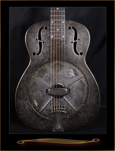 National Reso-Phonic NRP B Series 14 Fret Resonator