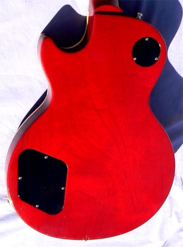 2000 Gibson Les Paul Classic Premium Plus, Intensely Flamed Top