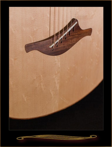 Lowden FMcFF Fan Fret in Myrtle with Cutaway and Electronics