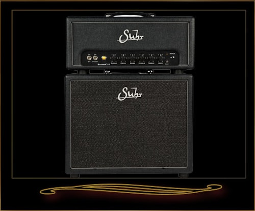 Suhr Badger 35 Head and 1x12 Cabinet
