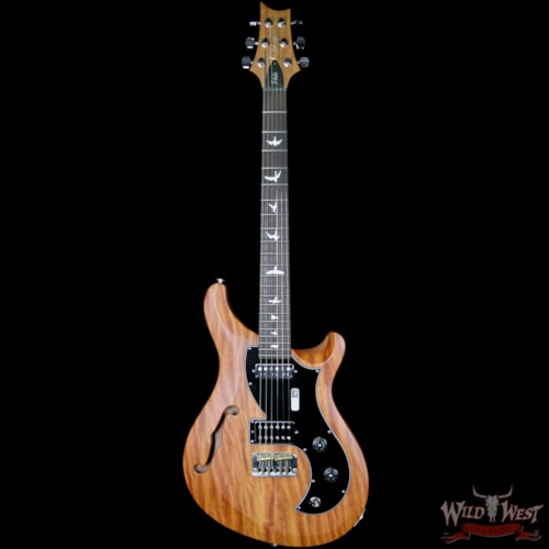 2017 PRS - Paul Reed Smith PRS Reclaimed Limited S2 Vela Semi-Hollow Peroba Rosa Top and Brauna Preto Fretboard S2026161