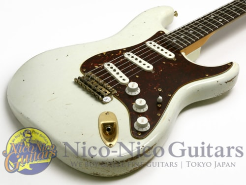 2008 Fender® Custom Shop MBS '65 Stratocaster® Heavy Relic® by Todd Krause