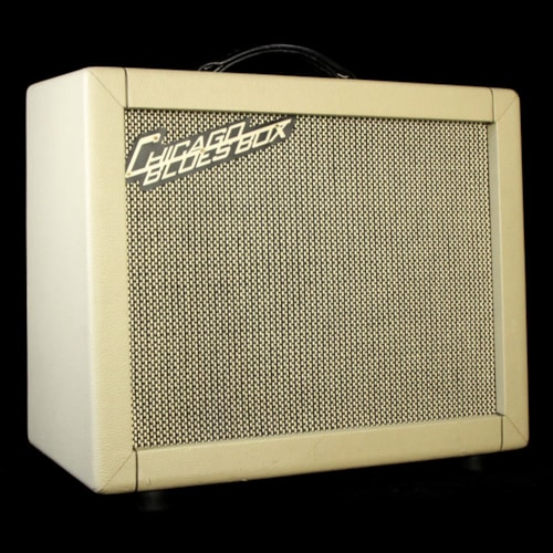 Chicago Blues Box Used Chicago Blues Box Kingston 30 Electric Guitar Combo Amplifier