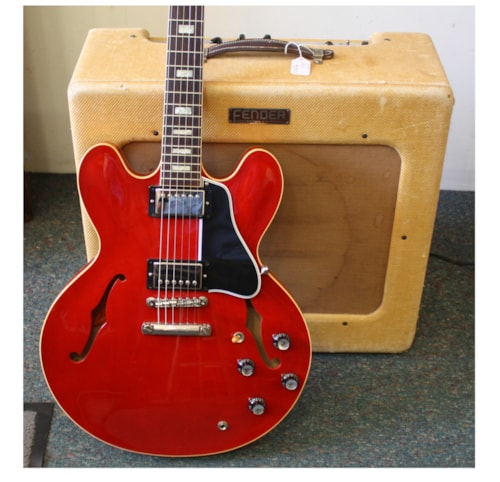 Gibson ES-335  '63 Re-issue
