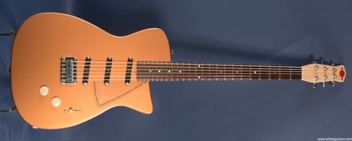 2005 Jerry Jones Singlecut Baritone