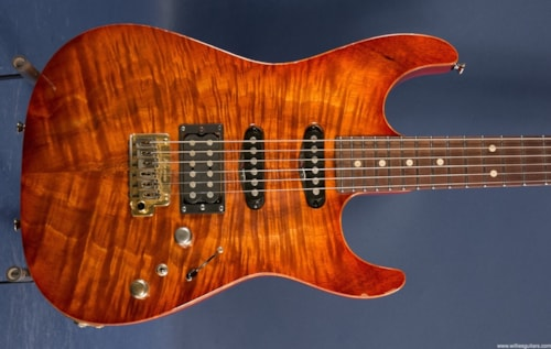 2011 Tom Anderson Koa Hollow Drop Top
