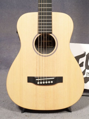 2017 Martin LX1E ''LITTLE MARTIN'' SOLID SPRUCE TOP GUITAR WITH PICKUP & GIGBAG