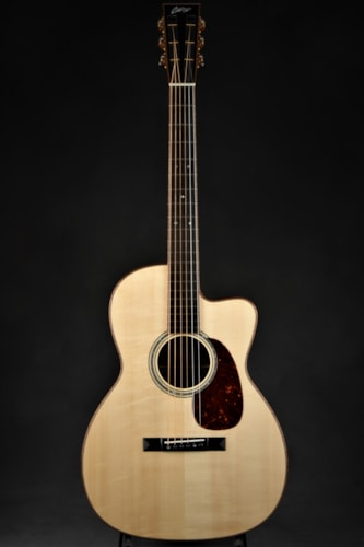 Collings 0002G - Bearclaw/Cutaway/Cocobolo