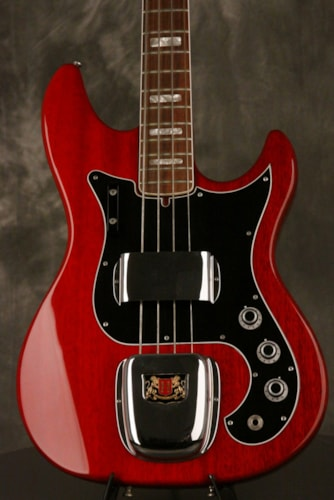 1977 Hagstrom Scanbass made in Sweden
