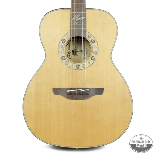 Takamine KC-70 Kenny Chesney Signature
