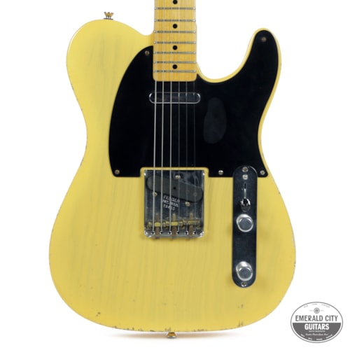 2010 Fender® Custom Shop '51 Nocaster Relic®