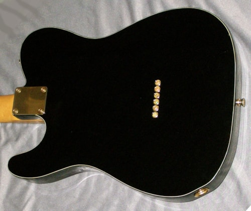 1996 Fender Japan Custom Telecaster 50th Anniversary