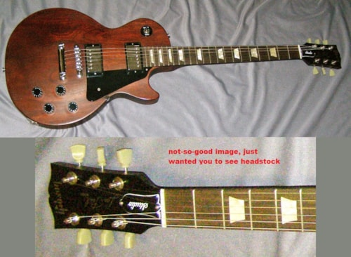 2005 Gibson Les Paul Studio (w covers and guard)