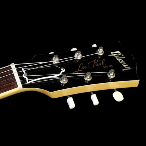 2014 Gibson Custom Shop Used 2014 Gibson Custom Shop 1960 Les Paul Special Reissue Electric Guitar TV Yellow